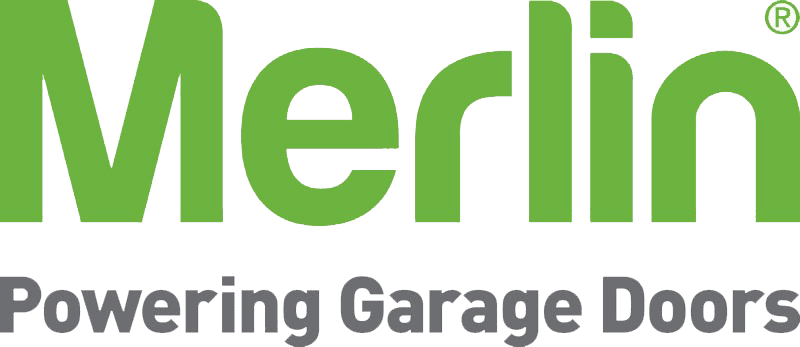Merlin-Powering-Garage-Doors-Logo-Positive