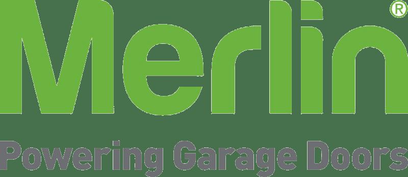 Merlin-Powering-Garage-Doors-Logo-Positive